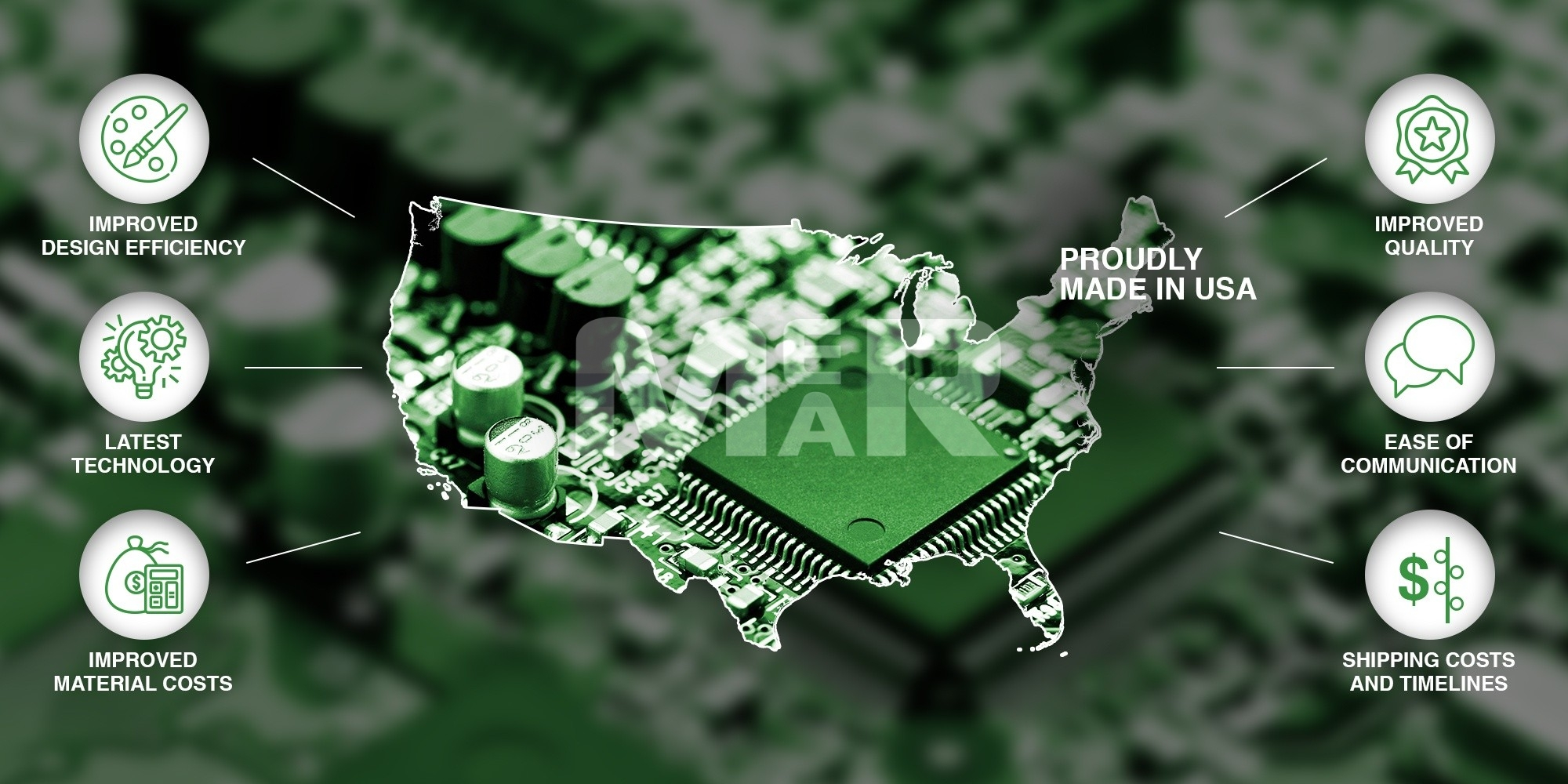 California PCB Assembly and Manufacturing Blog - Mermar Electronics
