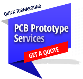 Quick Turn Around PCB Prototype Services
