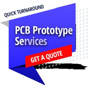 Quick Turn Around PCB Prototype Services